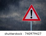 Caution   Bad Weather