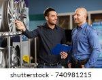 business  maintenance and... | Shutterstock . vector #740981215