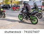shymkent  kazakhstan  october... | Shutterstock . vector #741027607