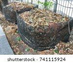 Compost Fertilizer  Dried Leaf...