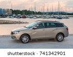 togliatti  russia   june 19 ...   Shutterstock . vector #741342901