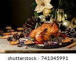 Roast Chicken Or Turkey For...