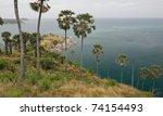 laem promthep  phuket  thailand. | Shutterstock . vector #74154493