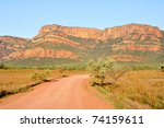 Flinders Ranges National Park ...