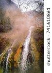 waterfalls | Shutterstock . vector #741610861