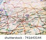 vinnitsa  ukraine   june 25  ...   Shutterstock . vector #741643144