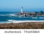 Pigeon Point Lighthouse ...