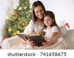 read. | Shutterstock . vector #741658675