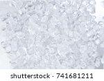 ice background   Shutterstock . vector #741681211