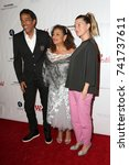 """Small photo of LOS ANGELES - OCT 15: Chris Ivery, Debbie Allen, Ellen Pompeo at the """"Turn Me Loose"""" at the Wallis Annenberg Center for the Performing Arts on October 15, 2017 in Beverly Hills, CA"""