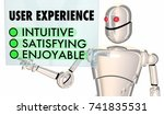 user experience best customer...