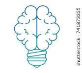Bulb Light With Brain
