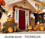 3d Rendering. Halloween...