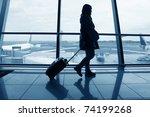 airport | Shutterstock . vector #74199268