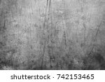 metal background  steel texture | Shutterstock . vector #742153465
