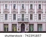 Beaux Arts Architecture Pink...