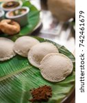 Small photo of Steamed Idli