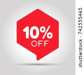 special offer sale red tag