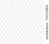 diamond background. | Shutterstock .eps vector #742715821