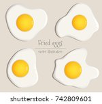 vector illustration of... | Shutterstock .eps vector #742809601