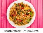 Indonesian Style Nasi Goreng...