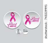 pink ribbon  breast cancer ...