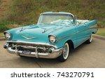westlake  texas   october 21 ... | Shutterstock . vector #743270791