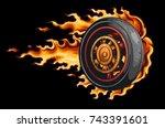 vector illustration of... | Shutterstock .eps vector #743391601