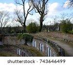 warstone lane cemetery  14.04... | Shutterstock . vector #743646499