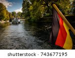 berlin  germany   september 21  ... | Shutterstock . vector #743677195