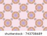 Decorative Symmetry Arabesque....
