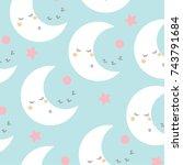 Cute Pattern Vector Illustration