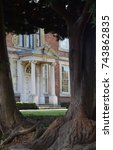 Small photo of Entrance Forty Hall Enfield London