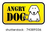 angry,animal,avoidance,background,beware,canine,cartoon,danger,dangerous,design,dirty,dog,doggy,dogie,domestic