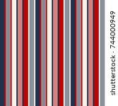 fabric retro color style... | Shutterstock .eps vector #744000949