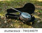 Banjo In The Case