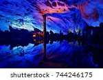 Reed Flute Cave At Guilin ...