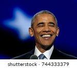 philadelphia  pennsylvania  usa ... | Shutterstock . vector #744333379