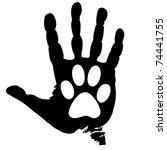 love animals   Shutterstock . vector #74441755