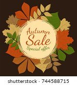 Big Autumn Sale   Poster With...