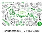 Go Vegan. Healthy Food....