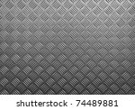 background of metal with... | Shutterstock . vector #74489881