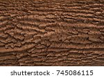 relief creative texture of an... | Shutterstock . vector #745086115