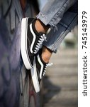 milan  italy   september 28 ...   Shutterstock . vector #745143979