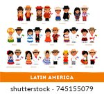 Latin Americans In National...