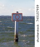 Small photo of Resume Normal Safe Operations Sign