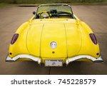 westlake  texas   october 21 ... | Shutterstock . vector #745228579
