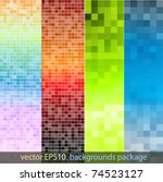 vector backgrounds package