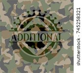 additional on camo pattern