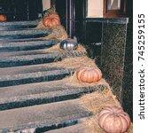 halloween | Shutterstock . vector #745259155